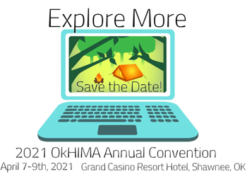 OkHIMA Needs 2021 Convention Speakers!